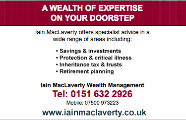 Iain MacLaverty Wealth Management