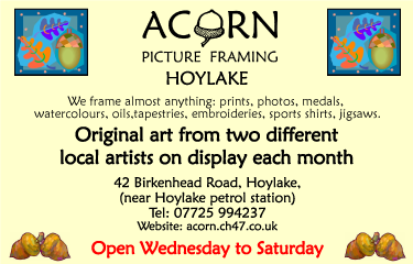 Acorn Picture Framing