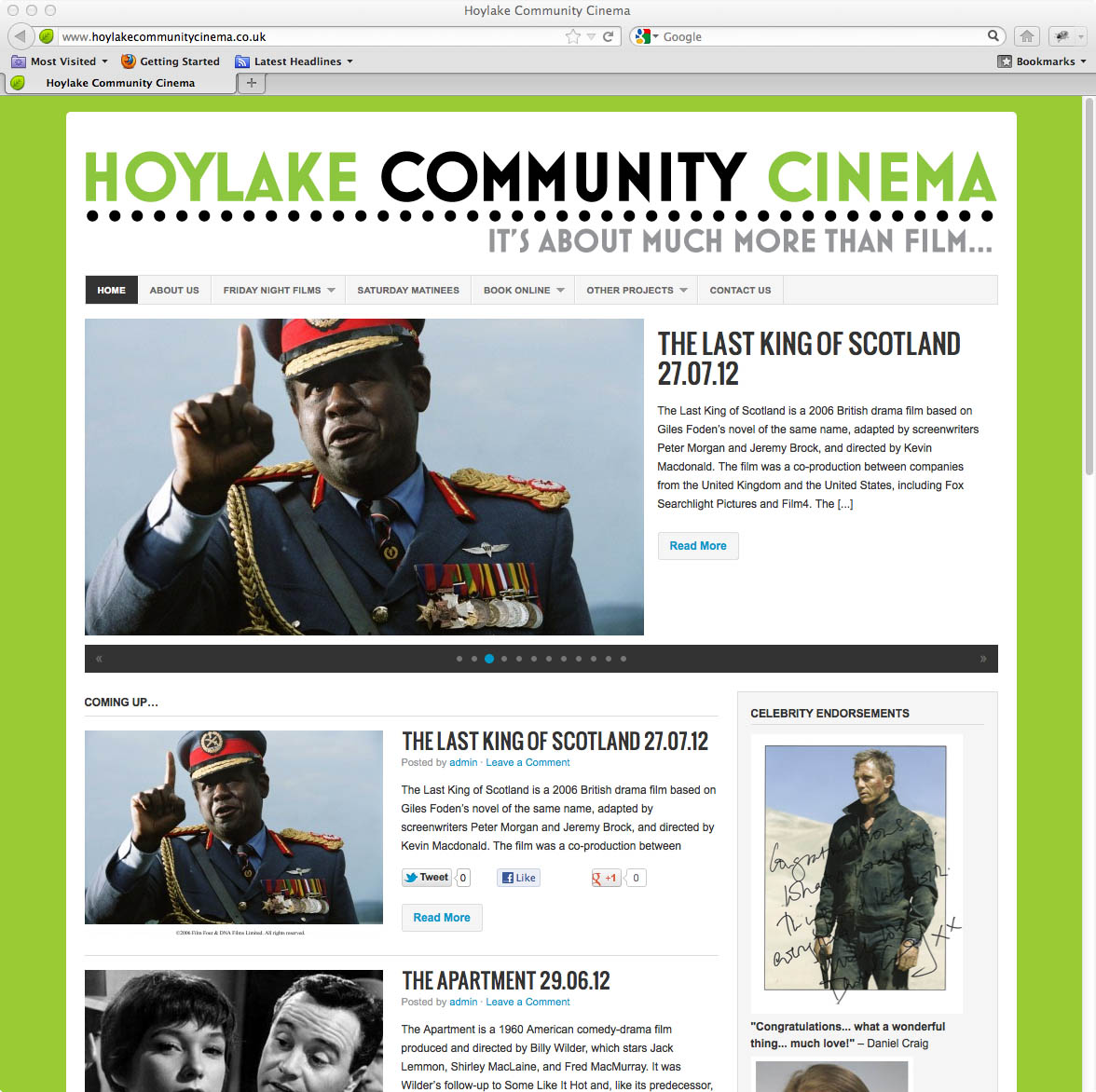 Hoylake Community Cinema