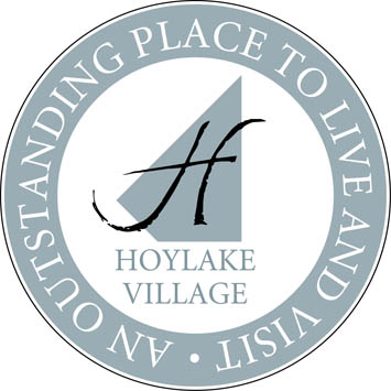hoylake village logo with strap75