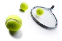 Tennis coaching for girls