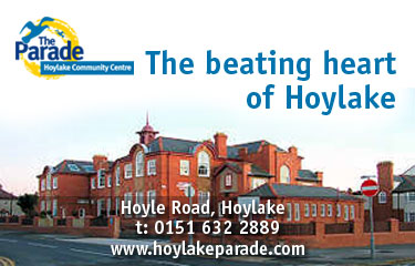 Parade, Hoylake Community Centre
